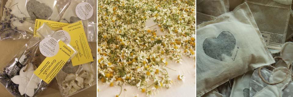 Azienda Agricola ComeBack - Prodotti a base di erbe officinali e lavanda